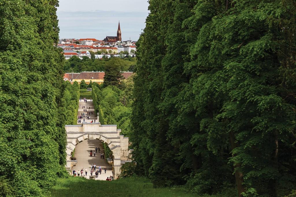 Schönbrunn Gardens Ii