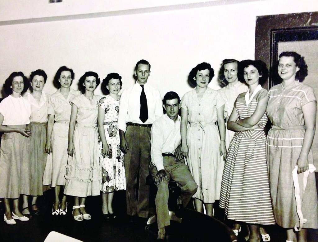 1950 Art Associates Oldest Retirees Ccsz