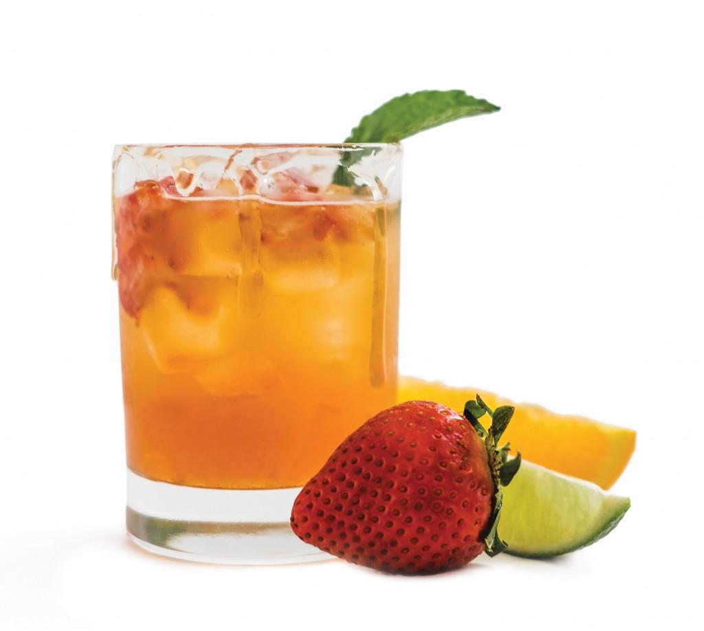 Tally Drink At Aloft Ccsz