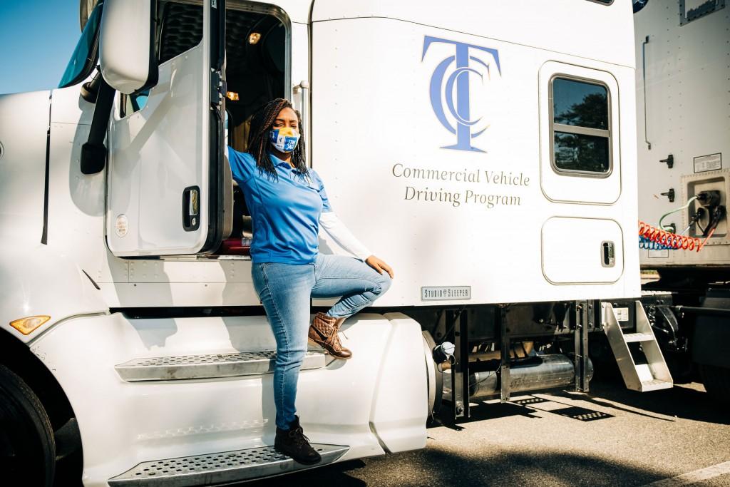 Tcc Commercial Driving School 1995