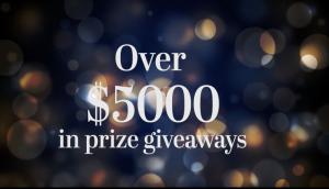 $5000 in Prizes